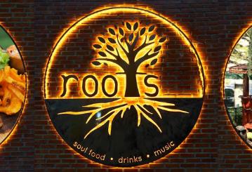 ROOTS Garden Restaurant & Grill